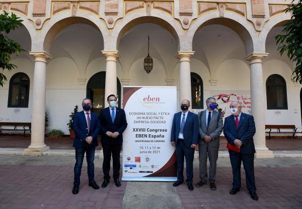 Inauguracion del evento congreso EBEN Spain