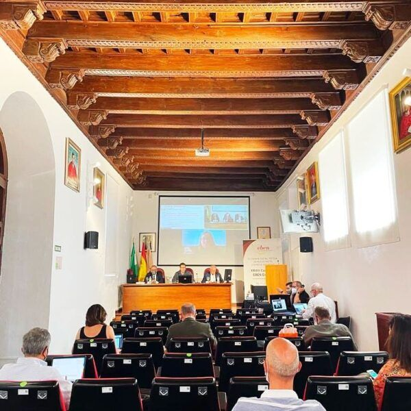 Evento congreso EBEN 2021